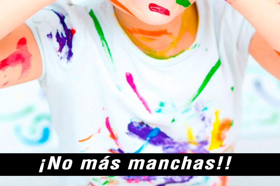 NO MAS MANCHAS